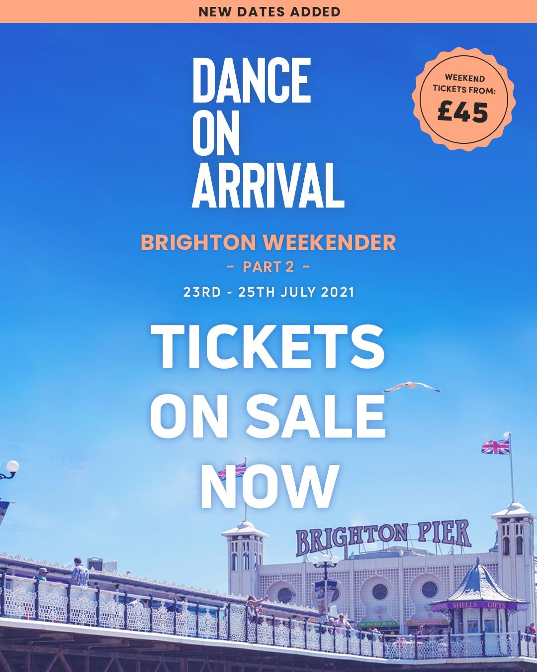 Brighton Weekender at Multiple Venues, Brighton