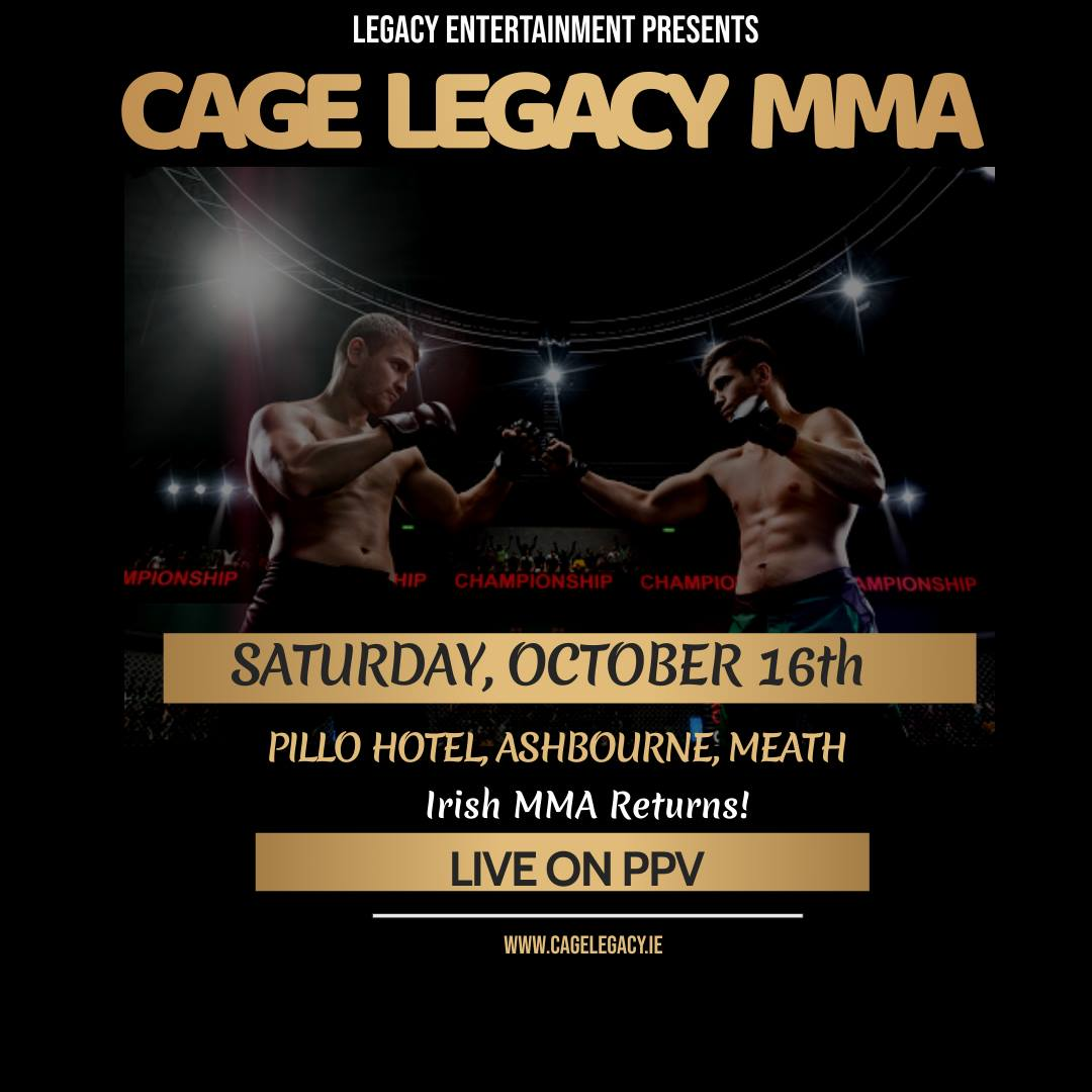 Cage Legacy - Live Stream