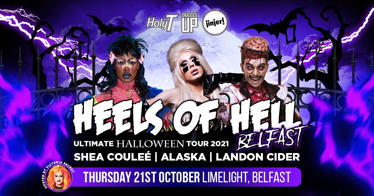 Heels Of Hell Belfast 2021 at Limelight, Belfast